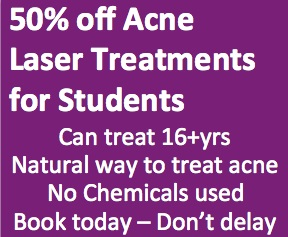 Acne for students